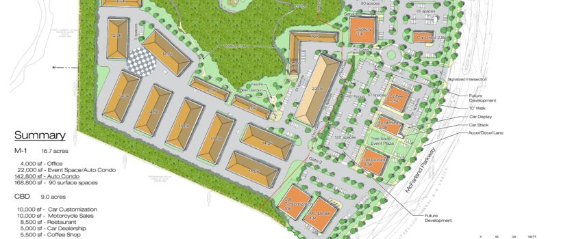 NEW IMPROVED SITE PLAN